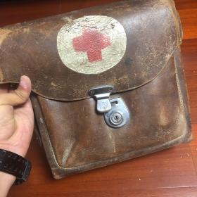 五十年代医药箱