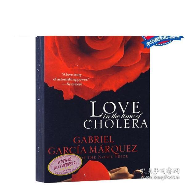 Love in the Time of Cholera, Film Tie-In[霍乱时期的爱情,电影版]