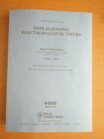 Time-harmonic Electromagnetic Fields时间谐波电磁场 学生手上收到的胶印版,不缺页不影响使用