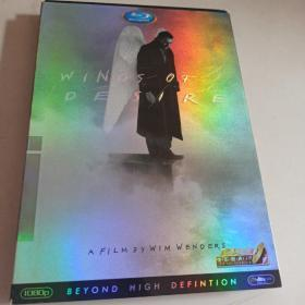 DVD-柏林苍穹下 / 欲望之翼 Der Himmel über Berlin / Wings of Desire / The Sky Ab CC标准收藏版(2D9)
