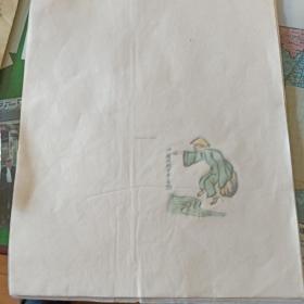 70年代荣宝斋水印齐白石笺谱(2)