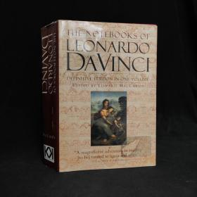 2003 年 《达芬奇笔记》精装 Notebooks of Leonardo Da Vinci. (Definitive Edition in One Volume)