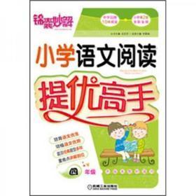 锦囊妙解·小学语文阅读提优高手:4年级(第2版)