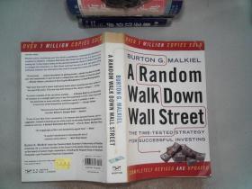 A Random Walk Down Wall Street:9e