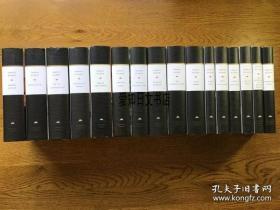 【包邮】Collected Works by Charles Dickens (Total 16 Volumes) 查尔斯·狄更斯文集 (全16册)
