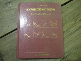 《Microeconomic Theory:Basic Principles and Extensions》