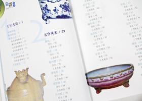 瓷器图谱 陶瓷收藏入门百科陶瓷制作常见问题和解救方法中国古陶瓷图典瓷之色中国青铜器