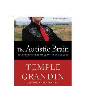 孤独症大脑 对孤独症谱系的思考 英文原版 The Autistic Brain 天宝格兰丁 Temple Grandin