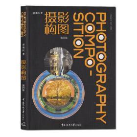 正版 摄影构图 第四版 郭艳民 著 广播影视专业实用教材 附带扫码获取彩图片 中国传媒想出版社