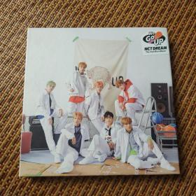 NCT DREAM韩国正版光盘.