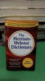 The Merriam-Webster Dictionary (New Edition)        merriam-webster          merriam-webster9780877792956