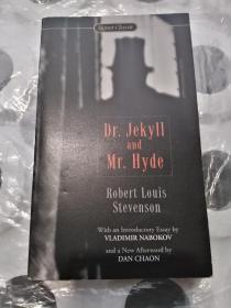 Dr. Jekyll & Mr. Hyde  化身博士