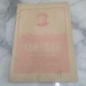 《大海航行靠舵手 歌颂毛主席伟大革命实践专辑》21幅毛主席像