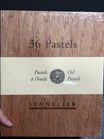 申內利爾油畫棒 36色 基礎款/戶外款