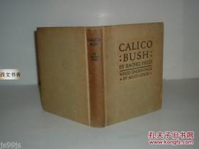 Allen Lewis���� Calico Bush �″�╂�����ㄤ� ���句鸡路璺������ㄥ�荤���绘���撅�1931骞村�虹��
