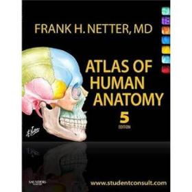 Atlas of Human Anatomy:with Student Consult Access, 5e