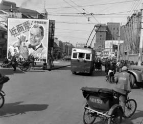 民国时期上海广告精美照片21张5吋的