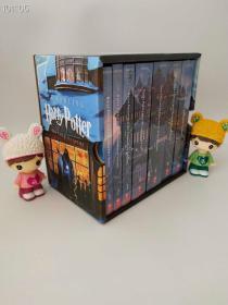 哈利波特 美版 全套7册英文