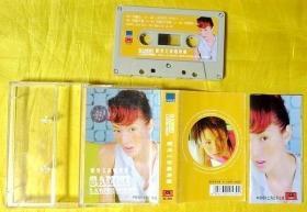 磁带               郑秀文《演唱专辑》2000(灰卡)