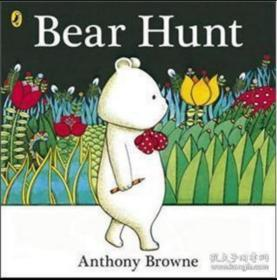 Bear Hunt绘本(*^ω^*)