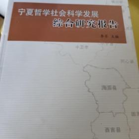 宁夏哲学社会科学发展综合研究报告