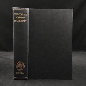 1976年《牛津简明当代英语词典》(第六版) The Concise Oxford Dictionary of Current English (Sixth Edition)by J.B.Sykes