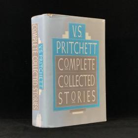1990年,《普里切特短篇小说集》,精装厚重18开,Complete Collected Stories by V.S. Pritchett