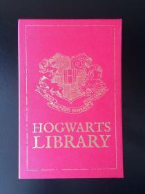 预售美版哈利波特霍格沃茨图书馆老版绝版hogwarts library box set
