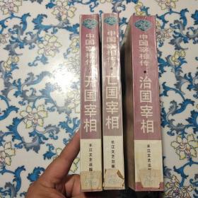 中国宰相传:治国宰相,开国宰相,亡国宰相(全三册)
