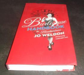 2手英文 The Burlesque Handbook scd45