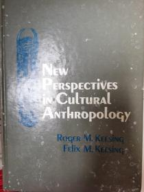New perspectives in cultural anthropology