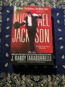 J. Randy Taraborrelli:《 Michael Jackson: The Magic The Madness The Whole Story 1958-2009 》 J·兰迪·塔拉波雷利:《 迈克尔·杰克逊传 》(平装英文版)
