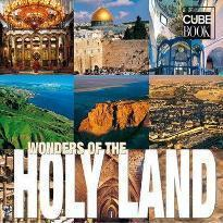 Wonders of the Holy Land: Cubebook