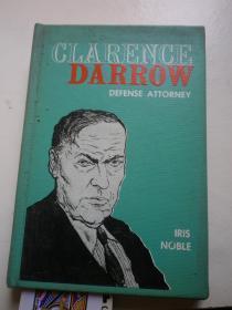 CLARENGE   DARROW