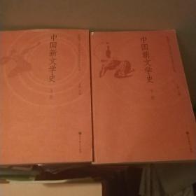 中国新文学史(上下册)