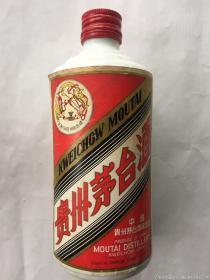 老酒瓶,90年代飞天贵州茅台酒瓶
