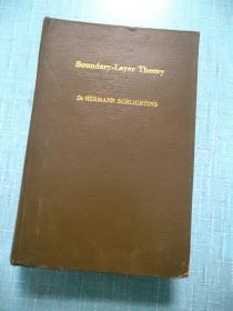 Boundary-LayerTheory