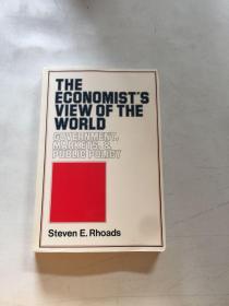 the economist's view of the world 《经济学人》的世界观有划线