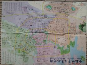 安徽省合肥市地图-2004