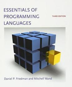 Essentials Of Programming Languages, 3rd Edition