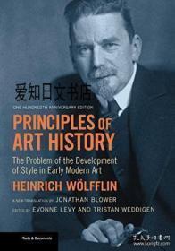 【包邮】Principles Of Art History