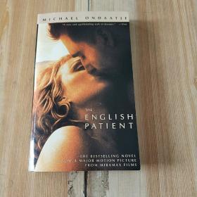 THE ENGLISH PATIENT  作者:  MICHAEL ONDAATJE  出版社:  Bloomsbury Publishing PLC; 21st birthday