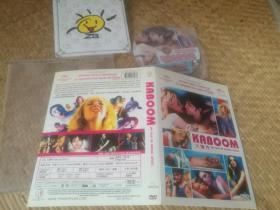 大爆炸 DVD光盘1张