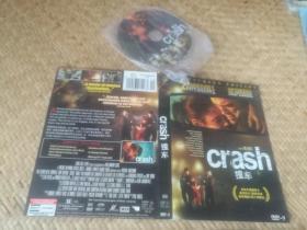 撞车 DVD光盘1张