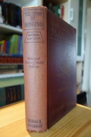 1929年版 房龙经典著作人类的故事 The Story of Mankind