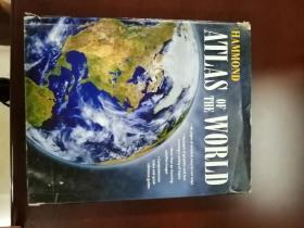 hammond Atlas of the world 哈蒙德世界地图集