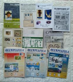 国外集邮杂志