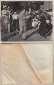 周总理访问马里(1964年)