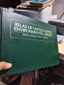 ATLAS OF UNITED STATES ENVIRONMENL ISSUES