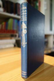 1927年 史蒂文森的化身博士故事集   The Strange Case of Dr. Jekyll and Mr. Hyde Fables Other Stories and Fragments 精致小本